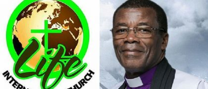 Bishop Gordon Kisseih - Founding General Overseer of Life International Churches and Schools
