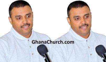 Bishop Dag Heward-Mills is Founder and Leader of Lighthouse Churches.