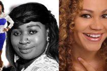 Ghanaian Actress Nadia Buari and Gospel Singer & Nurse Leticia QueenLet