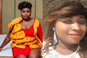 Actress Lydia Forson And Artiste Queen Let (Also known as Leticia Kyerewaa Hars)