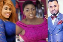 Kumawood Actress Gladys Mensah Boaku, Actress Tracey Boakye And Gospel Singer Ernest Opoku