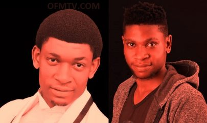 Gospel Musician Steve Crown And Producer Samuel Okolo - SAMZY