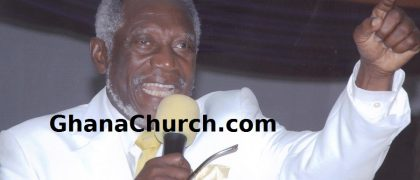 Rev. Prof. Enoch Immanuel Amanor Agbozo - Leader Of Enoch Missions & Ghana Evangelical Society