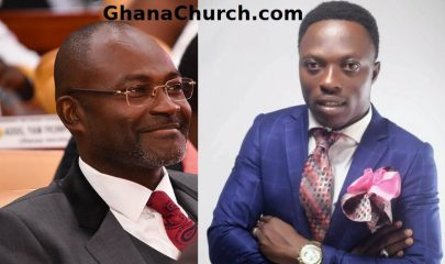 Rev Sam-Korankye Showers Praises on Hon Kennedy Agyapong
