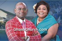 Prophet Nanasei Opoku-Sarkodie And His Wife Lady Ivy Opoku-Sarkodie