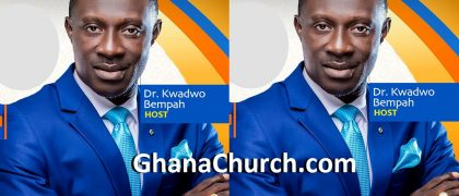 Rev. Dr. Kwadwo Bempah is the Senior Pastor of Holy Hill Chapel Assemblies of God