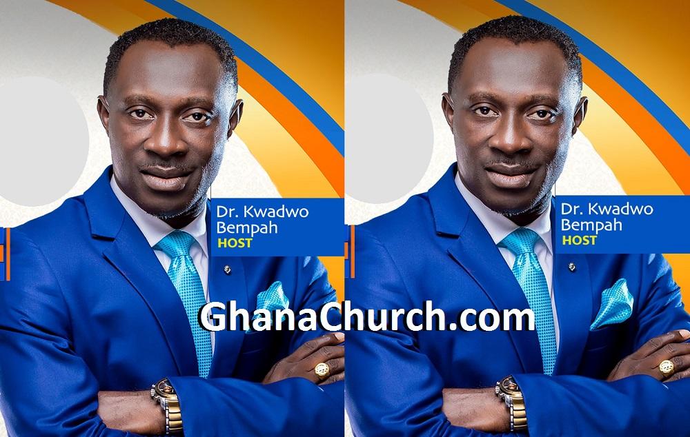 Rev. Dr. Kwadwo Bempah is the Senior Pastor of Holy Hill Chapel Assemblies of God