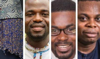 Anas Aremeyaw Anas, Manasseh Azuri Awuni, Nana Appiah Mensah, Sammy Gyamfi And others