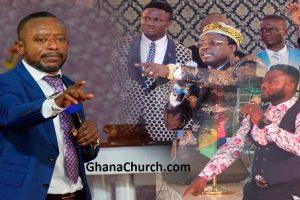 Junior Pastor of Prophet Ebenezer Adarkwa Opambour Yiadom Rev Owusu Bempah