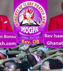 Abrankese All Night With Rev Isaac Osei Bonsu, aka Rev. OB