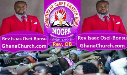 Abrankese All Night With Rev Isaac Osei Bonsu, aka Rev. OB