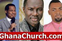 Pastor Chris Oyakhilome, Prophet Emmanuel Badu Kobi And Rev Obofour