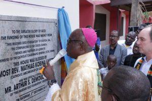 Adom Fie Dedication – Catholic Charismatic Renewal, Ghana.