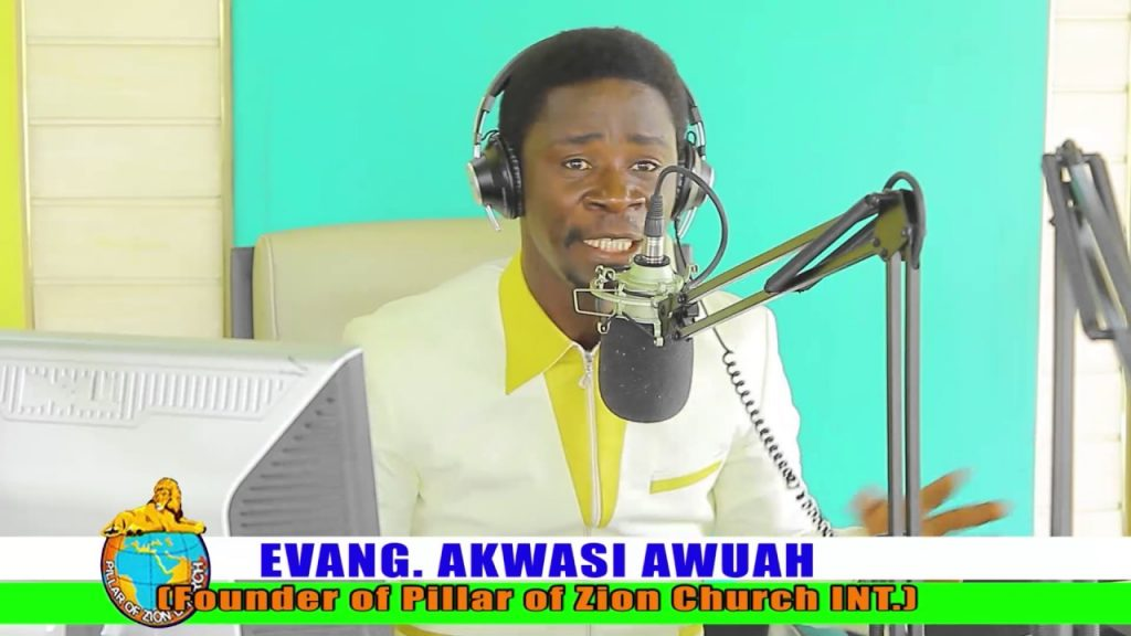 Evangelist Akwasi Awuah, Leader of Pillar of Zion Church International