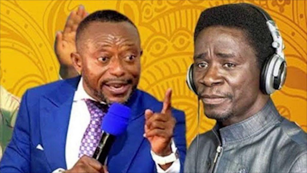Apostle Dr Isaac Owusu Bempah And Evangelist Akwasi Awuah