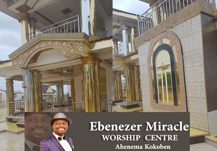 Ebenezer Miracle Worship Center - Rev. Dr. Ebenezer Adarkwa Opambour Yiadom