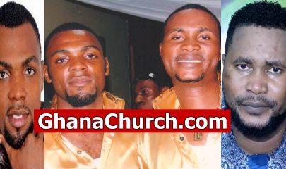 Rev Obofour And Snr Arch Prophet Opoku Benjamin Agyemang