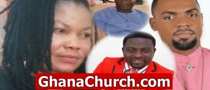 Nana OKomfo Agradaa, Appiah Stadium, Bro Sammy And Rev Obofour