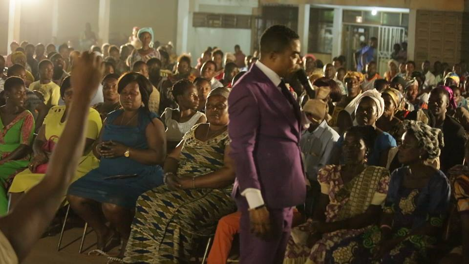 Prophet Kingsley Baah Ameyaw aka Prophet One Blow Ministry
