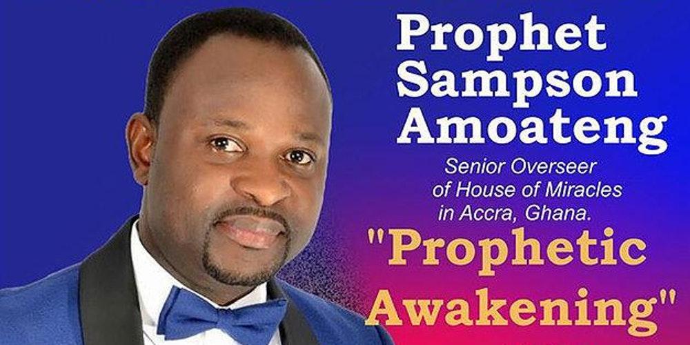 Prophet Sampson Amoateng