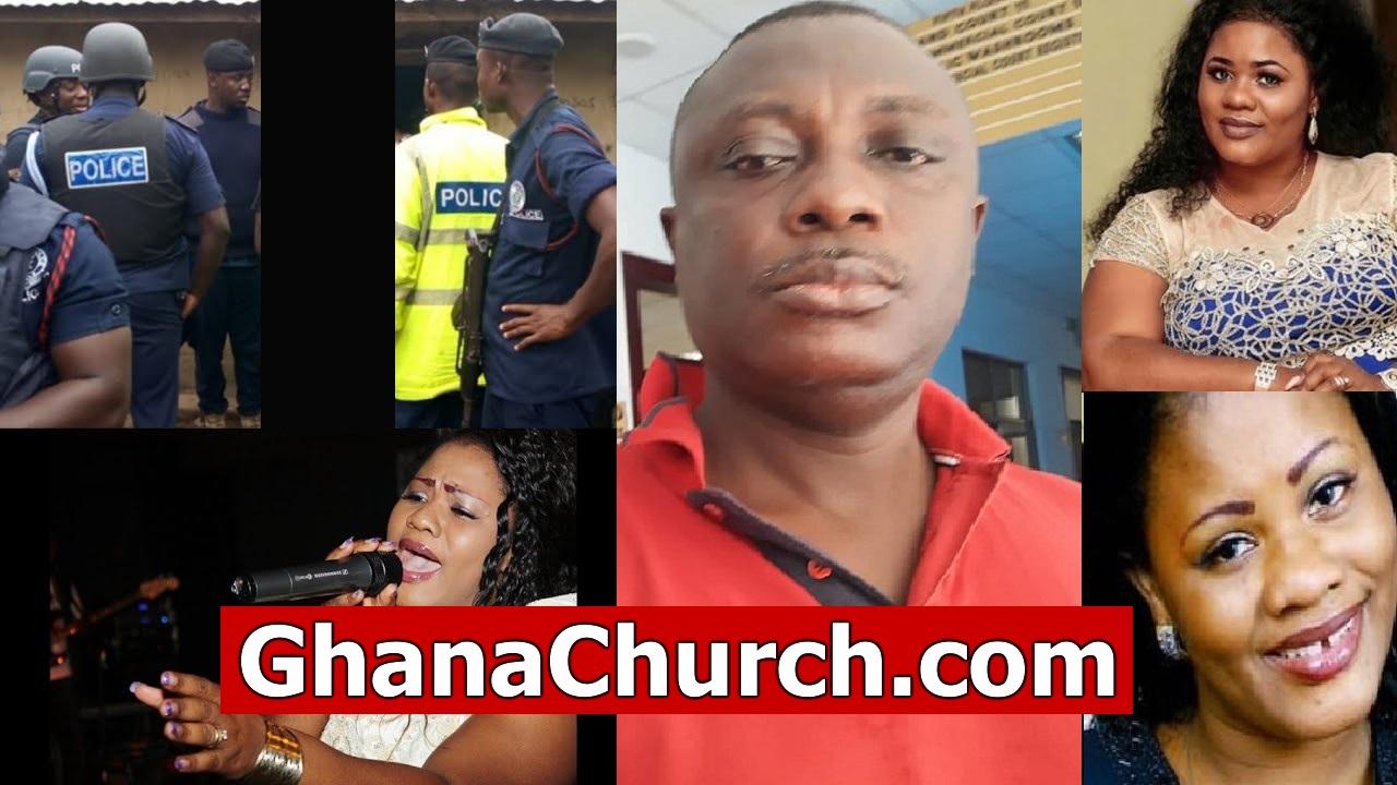Rev Pastor Love Hammond and Christiana Love aka Obaapa Christy