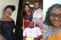 Christiana Love aka Obaapa Christy , Rev Pastor Love Hammond And Nana Frankie