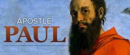 Apostle Paul or Saul of Tarsus