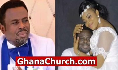 Prophet Seth Frimpong And His Wife