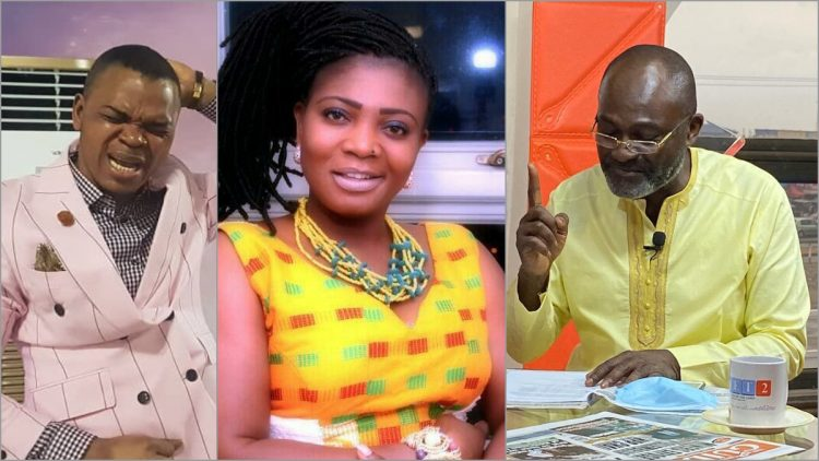 Bishop Daniel Obinim, Florence Obinim And Hon Kennedy Agyapong