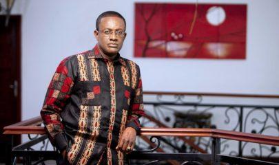 Bishop Eric Oduro Kwapong