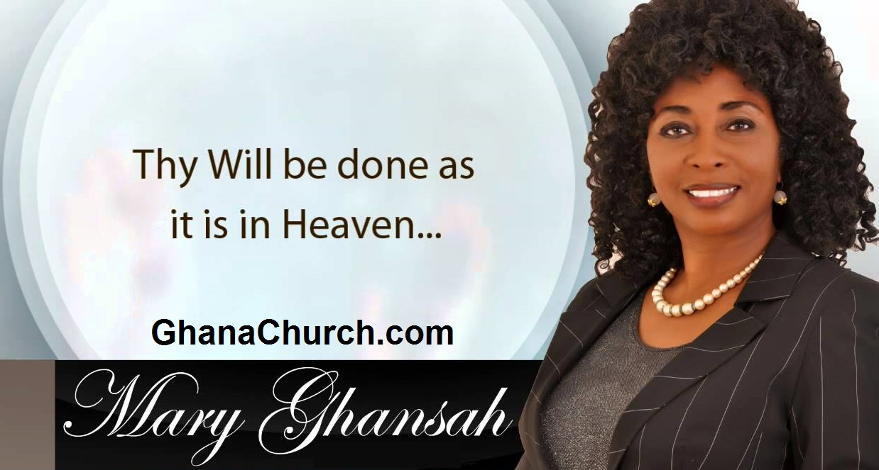 Dr Mary Ghansah is an ordained Minister of Elohim