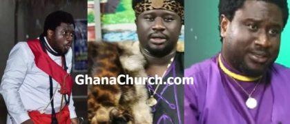 Bishop Abed kwabena Boakye Asiamah aka Ajagurajah