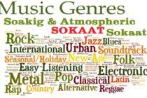 SOKAAT - Soaking And Atmospheric Music Genre