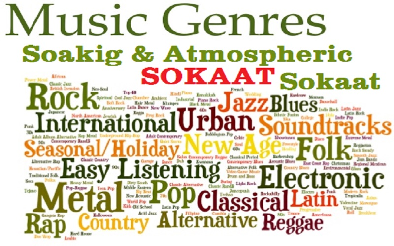 SOKAAT - Soaking And Atmospheric Music Genre