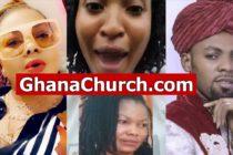 Fetish Priestess Dr Patricia Asiedu aka Okomfo Nana Agradaa