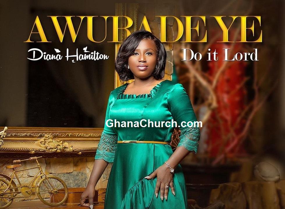 Diana Hamilton releases new single AWURADE YE.